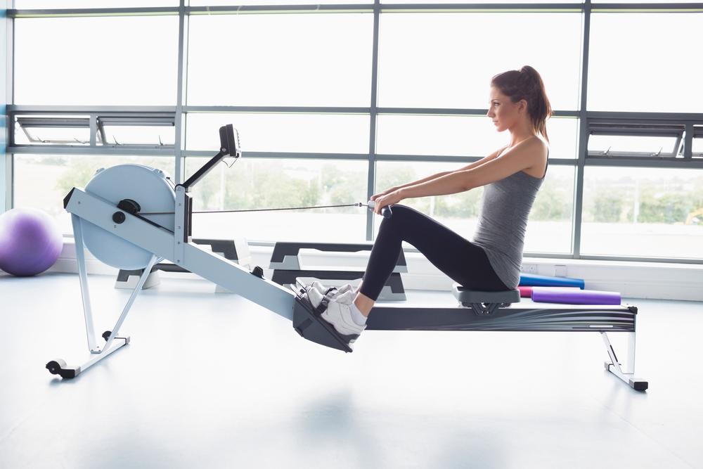 cardio exercises rowing