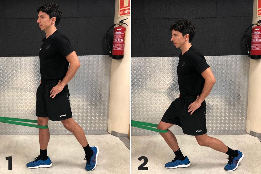 exercicis enfortir el genoll