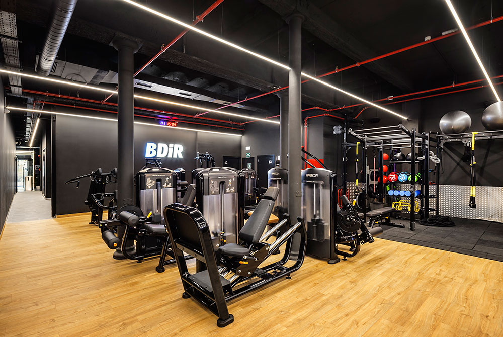 evolution of gym and fitness franchises