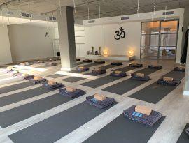 sacar el máximo partido a un centro de yoga
