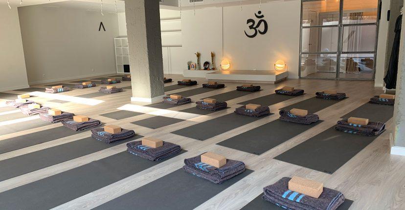 treure màxim rendiment centre de ioga