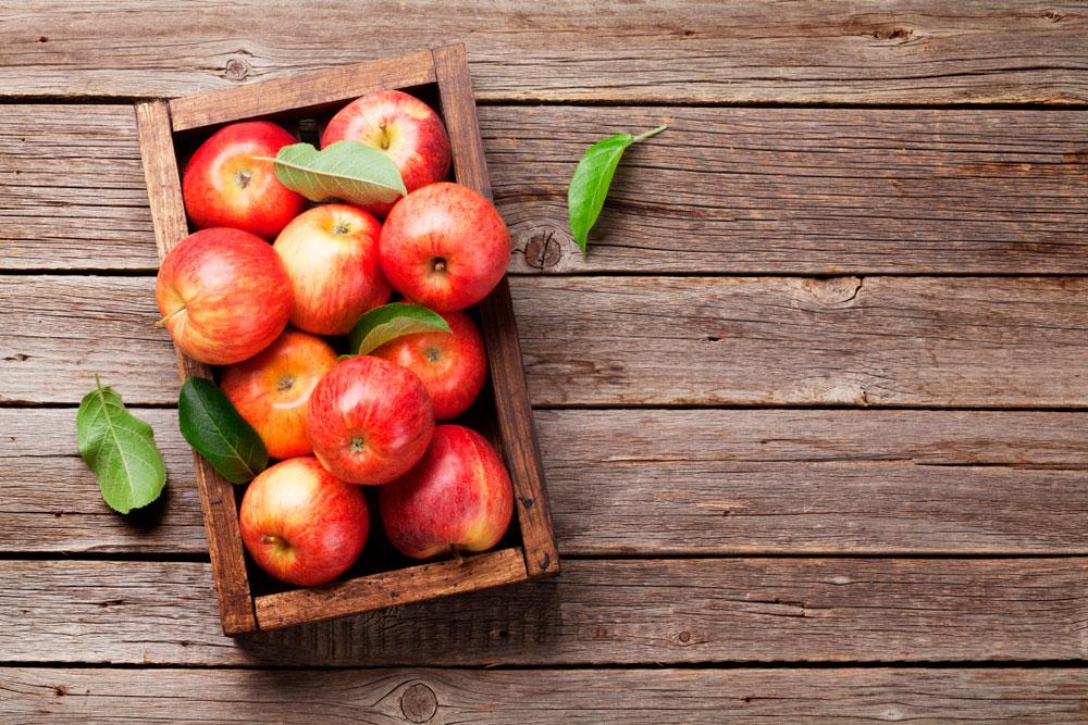 manzanas alimentos para mantenerte joven