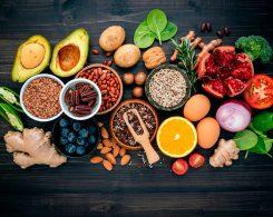 aliments per mantenir-te jove