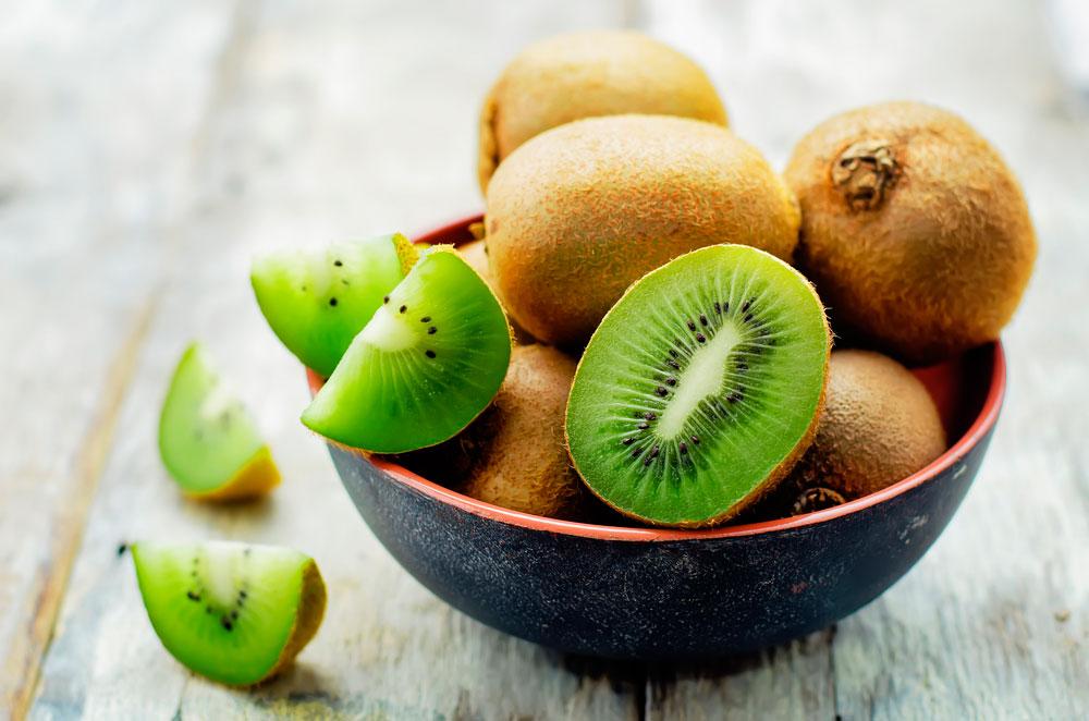 kiwi aliments per mantenir-te jove