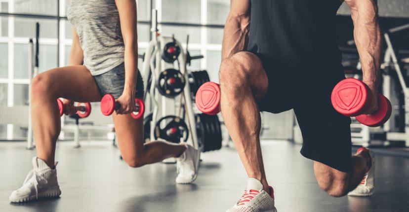 entrenament i nutrició per assolir objectius al gimnàs