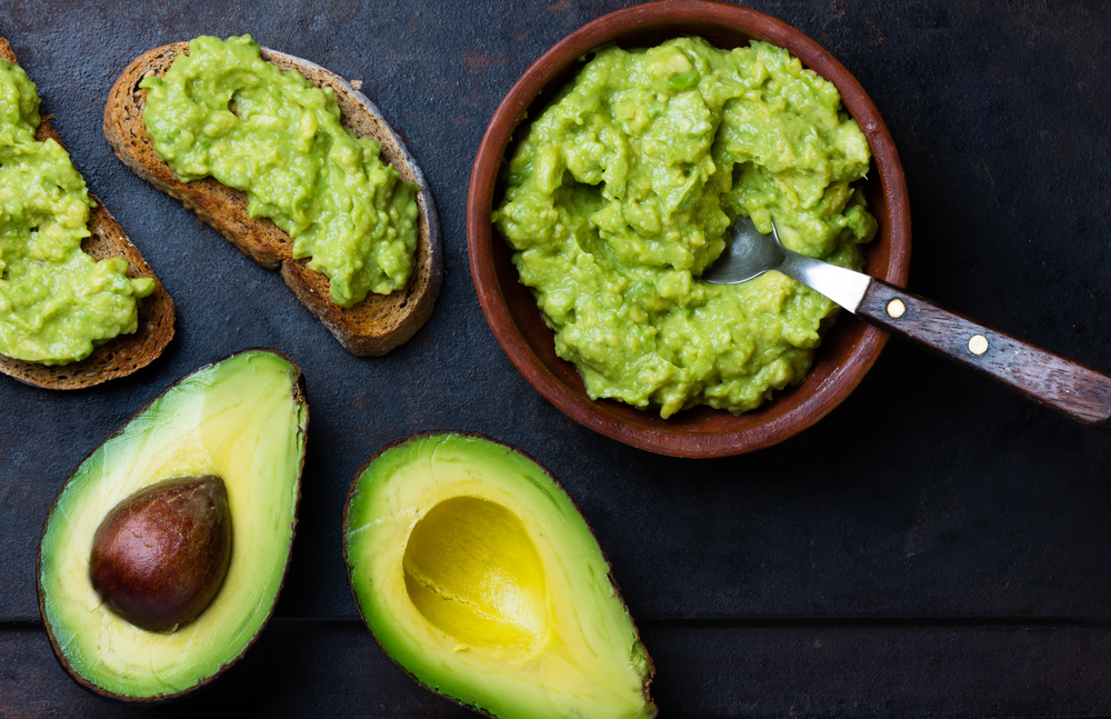 aguacate alimentos saludables