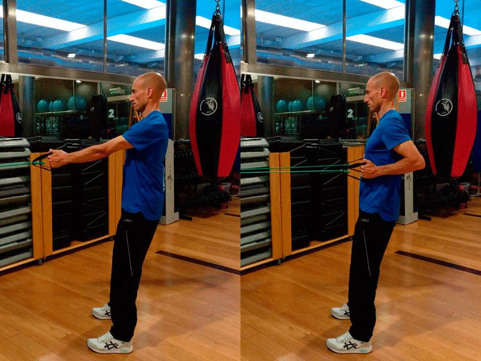 exercicis de rem tracció