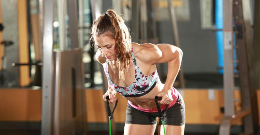 exercicis amb bandes elàstiques