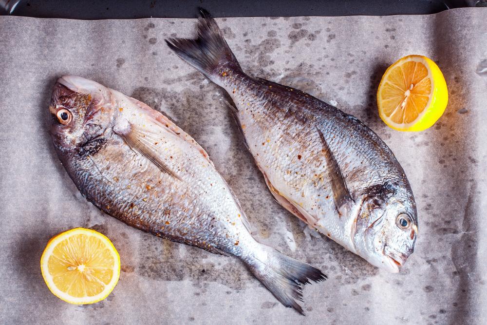pescado dorada como alimento saludable