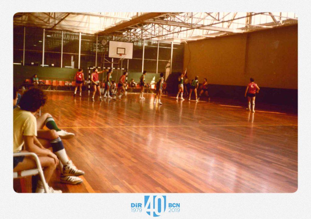 Partit de basquet