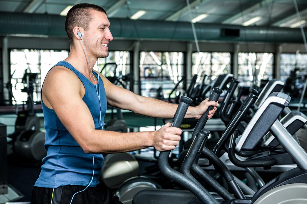 beneficios entrenar bicicleta elíptica