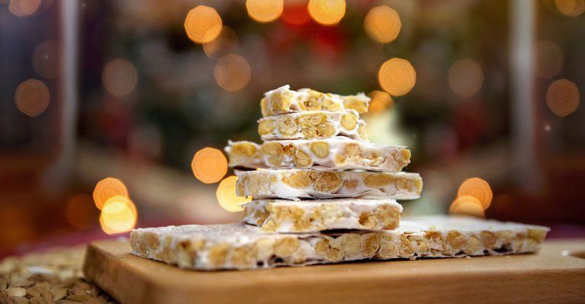 turrons de nadal, com mantenir el pes aquestes festes