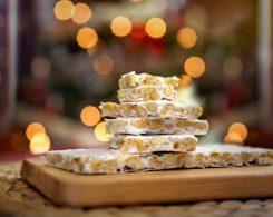 turrones de navidad, como mantener el peso durante las fiestas