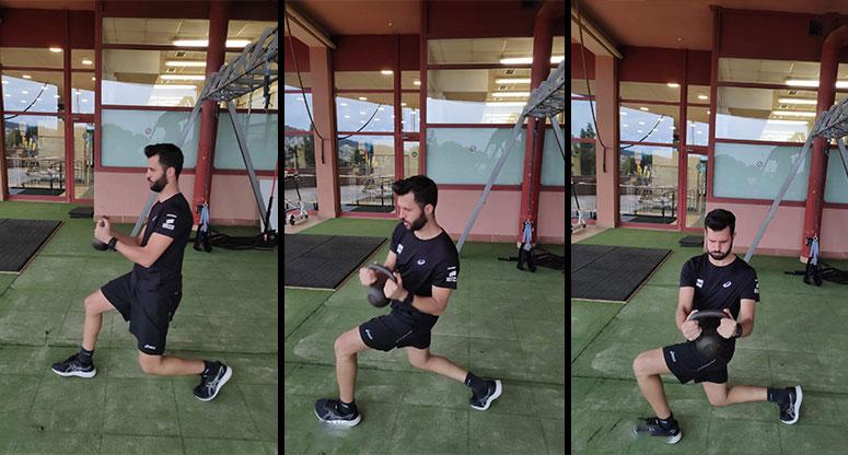 ejercicios de core para la preparación física del padel