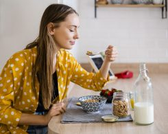 esmorzars amb proteines fàcils de preparar