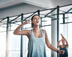 combatir los virus con ejercicio