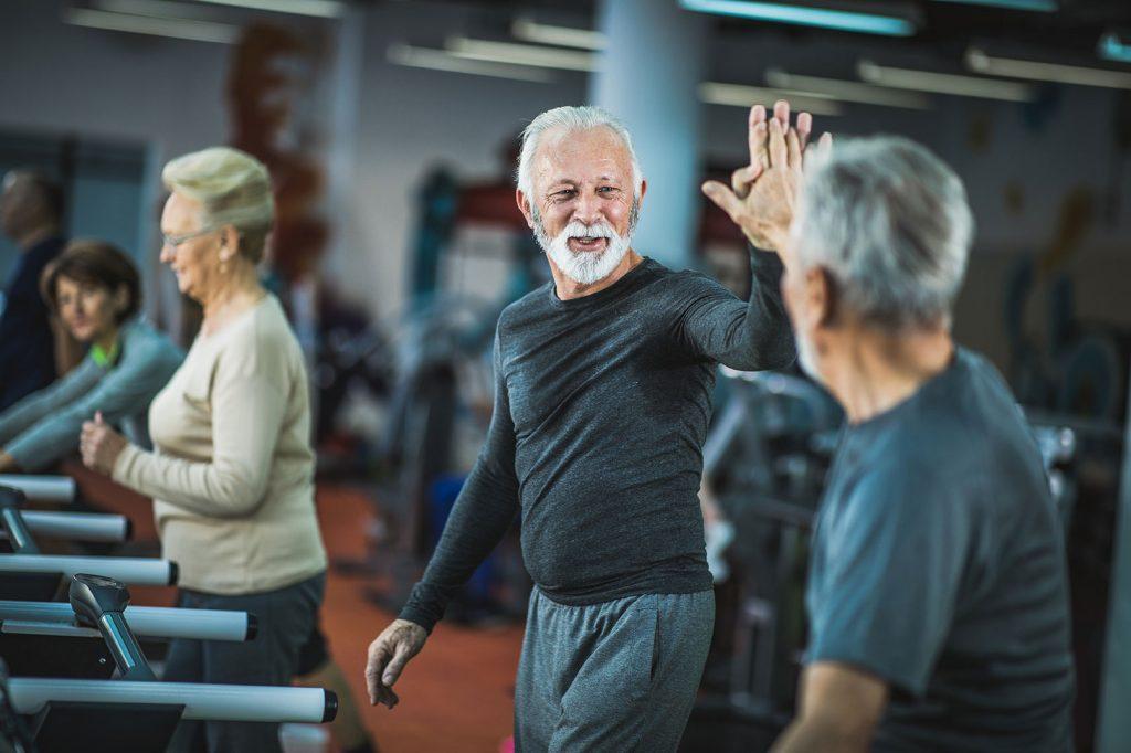 millorar les defenses amb exercici