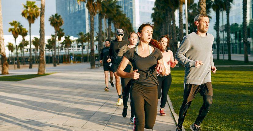 avantatge fer exercici a l'aire lliure
