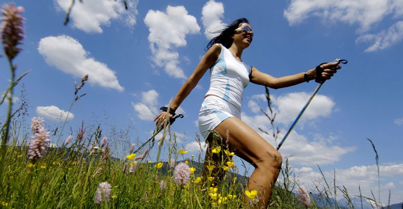 caminar activitat saludable