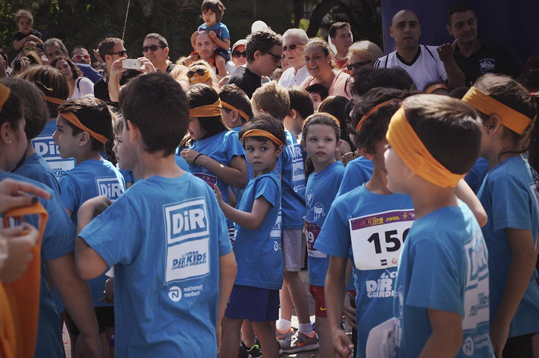 Cursa DiR Kids Guàrdia Urbana 2017