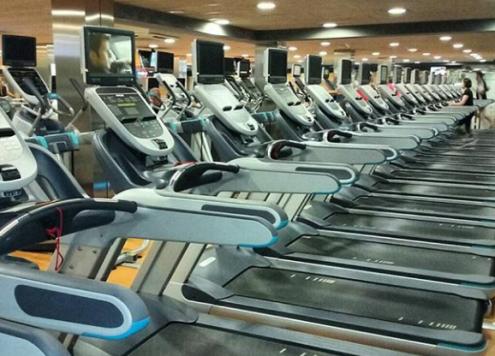 Aparells fitness a DiR Tarragona