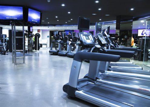 Sala de fitness Up&Down DiR