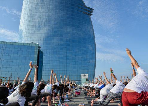 Yoga Day by DiR UNICEF