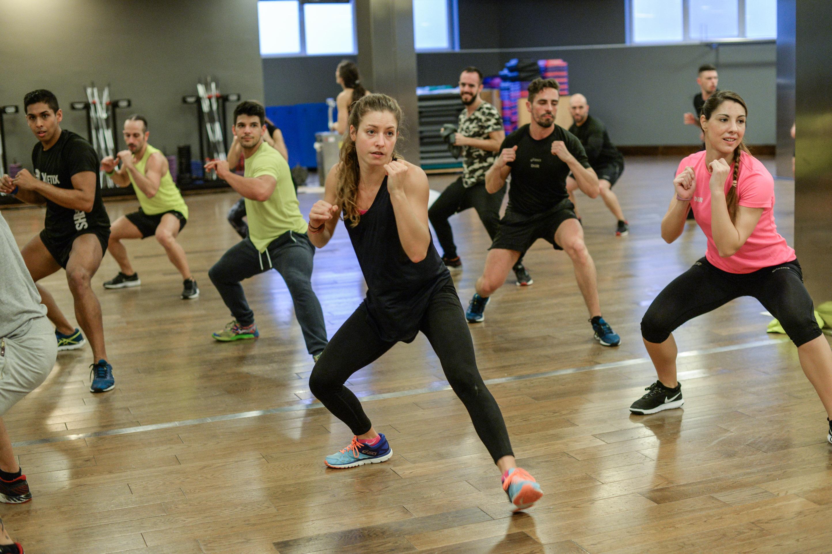 Convenció Tècnics Fitness DiR