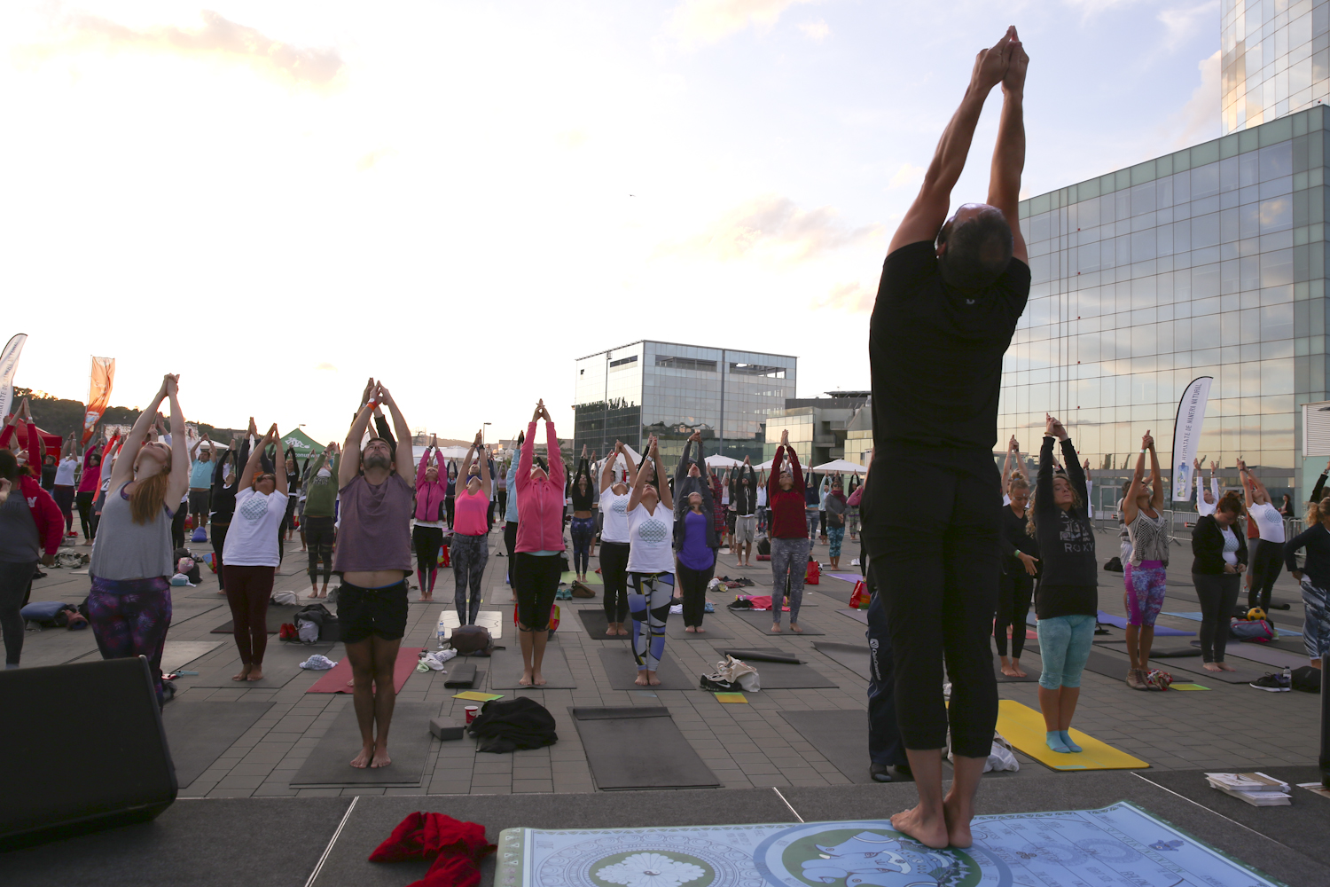 Yoga Day by DiR Jordi Canela