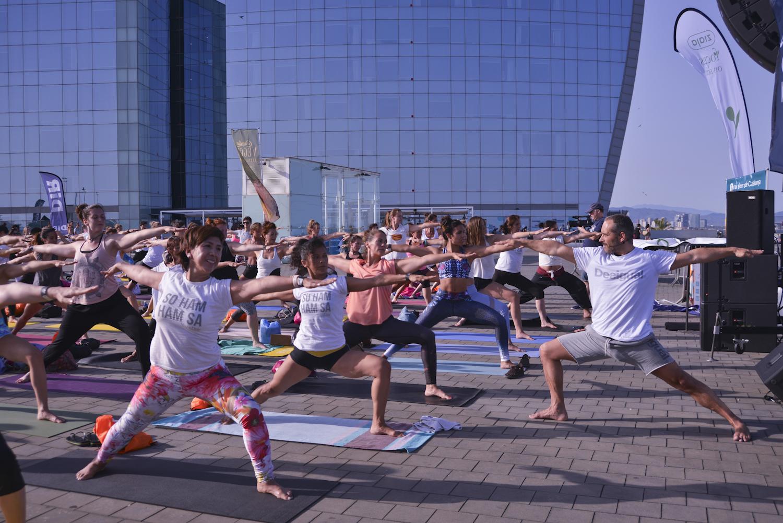 YogaDay by DiR 2018 Jordi Canela