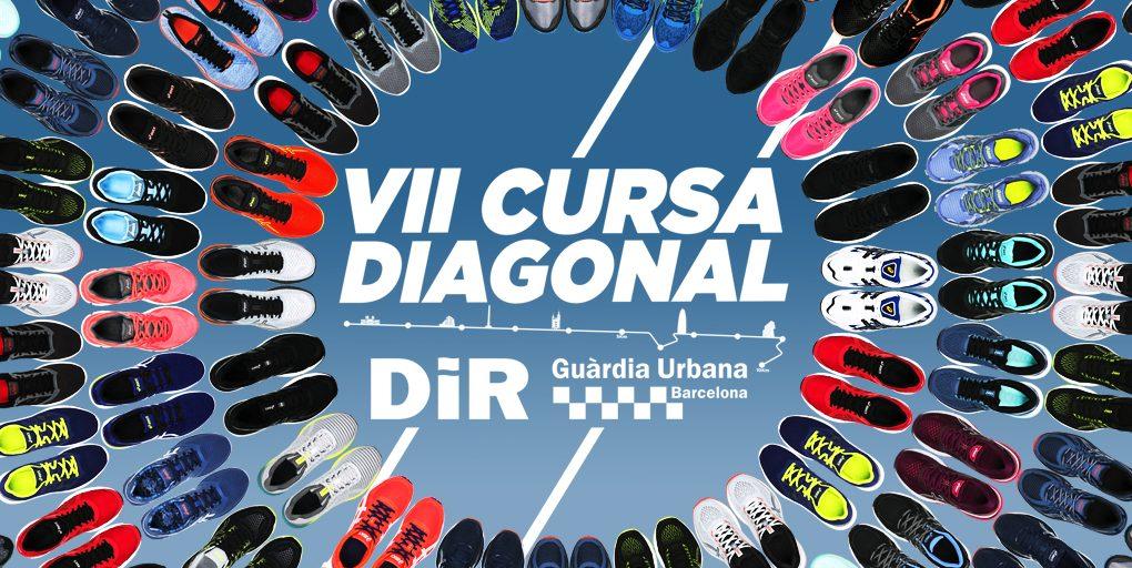 Cursa DiR Guardia Urbana Diagonal