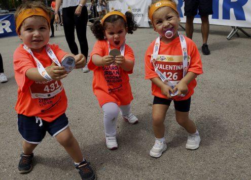 Cursa DiR Kids Diagonal