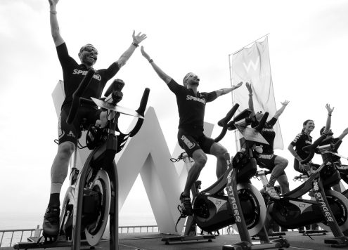 Pedaleja x la Marató de TV3 DiR Hotel W spindir 2