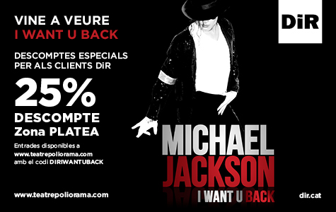 Michael Jackson I WANT U BACK