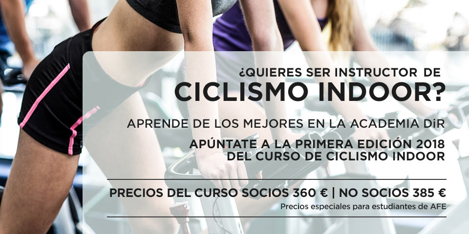 Instructor ciclismo
