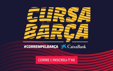 Cursa FCBarcelona